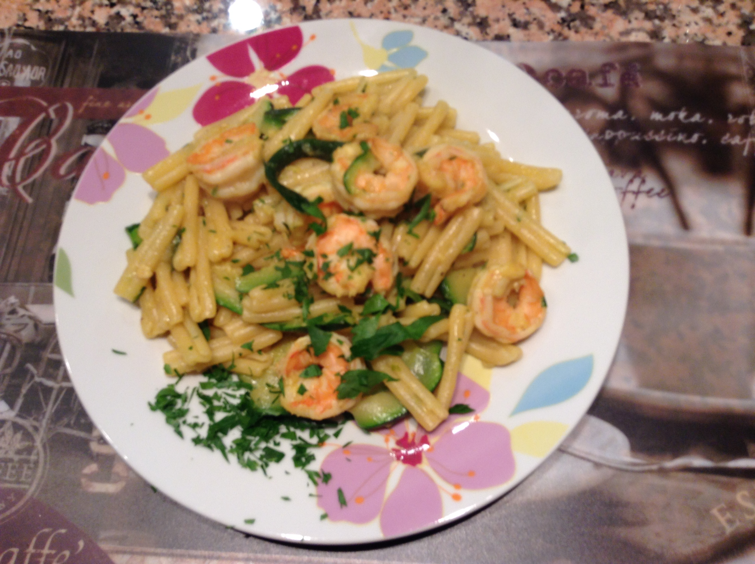 caserecce_zucchina_gamberi